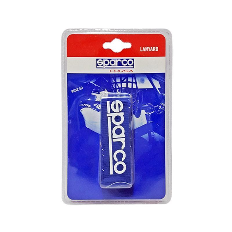 Sparco OPC20200000B Lanyard