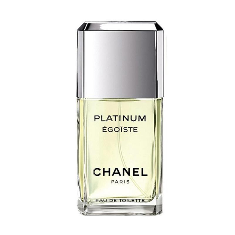 Chanel Egoiste Platinum for Man EDT Parfum - 100 mL Ori Tester Non Box