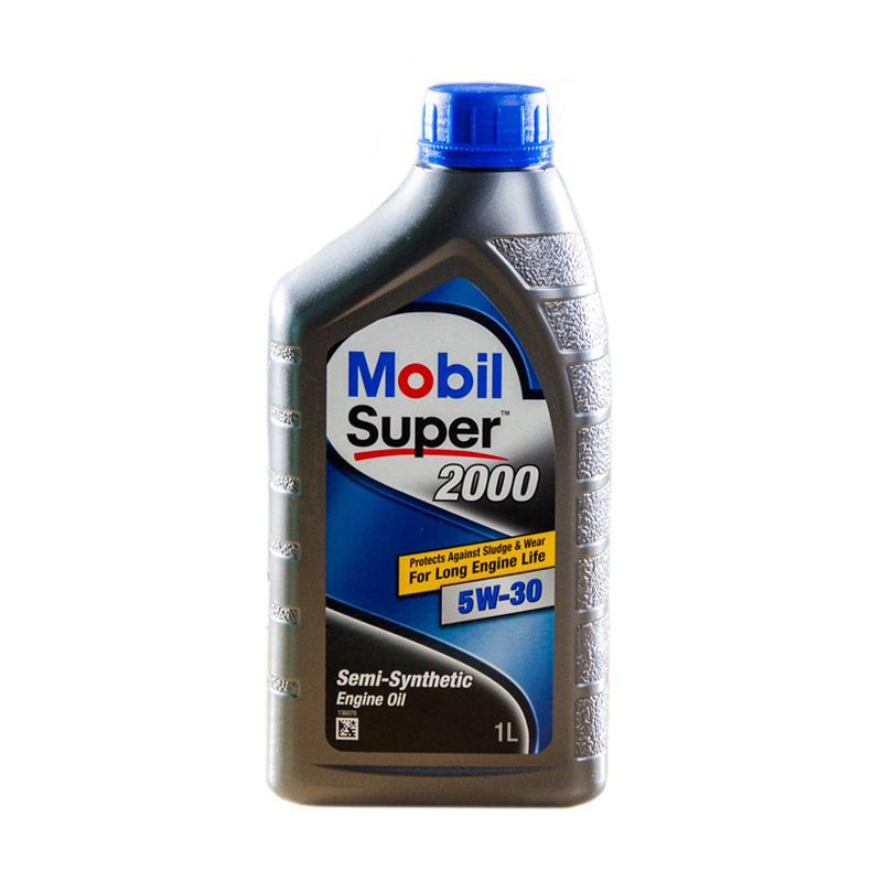 Mobil Super 2000 5W-30 Botol