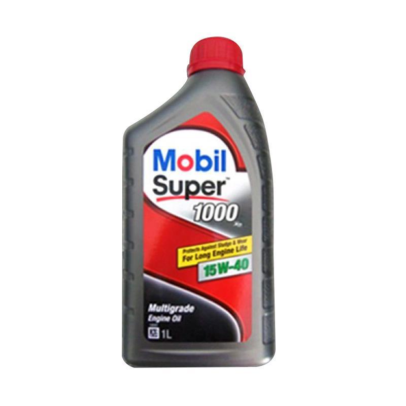 Mobil Super 1000 15W-40 Botol