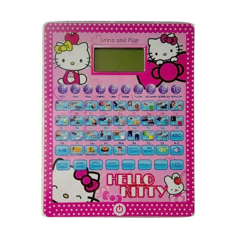 PIAA 2in1 Playpad Hello Kitty Mainan Anak