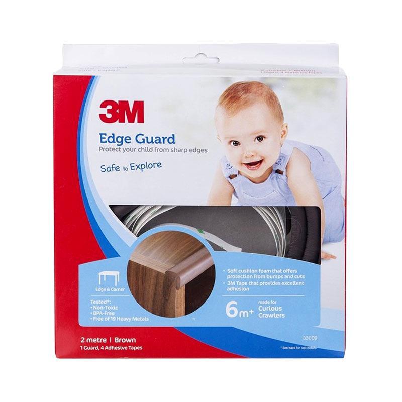 3M SC-211 Child Edge Guard - Brown [1 M]