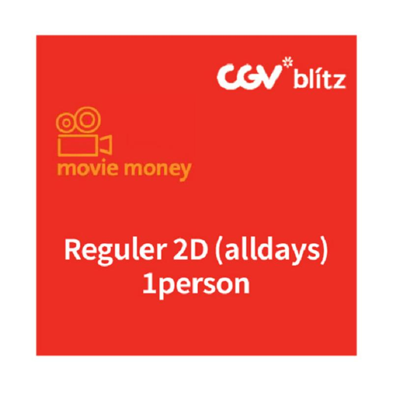 CGVBlitz Reguler 2D Voucher All day