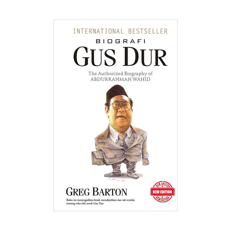 Diva Press - Biografi Gus Dur Buku Biografi by Greg Barton