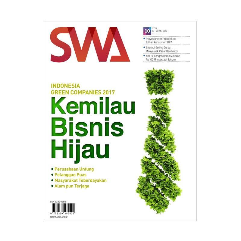 SWA Edisi 10-2017 Majalah Bisnis