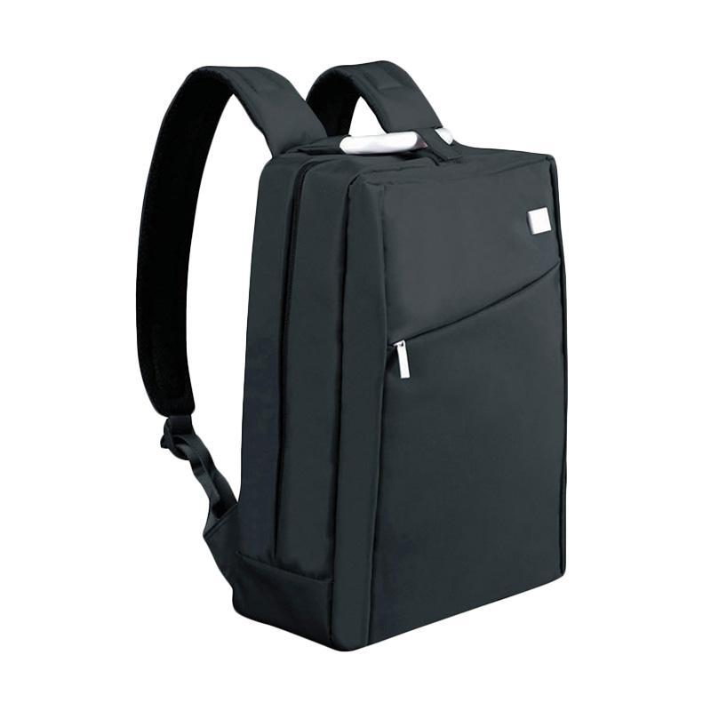 Lexon Airline Backpack Tas Pria - Well Black