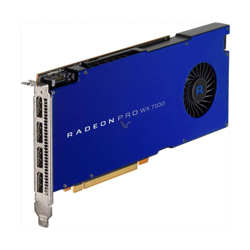 harga AMD FIREPRO WX 7100 VGA Card [8 GB/DDR5/256 Bit] Blibli.com
