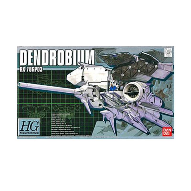 Bandai HGM GP03 Dendrobium Model Kit [1:550]