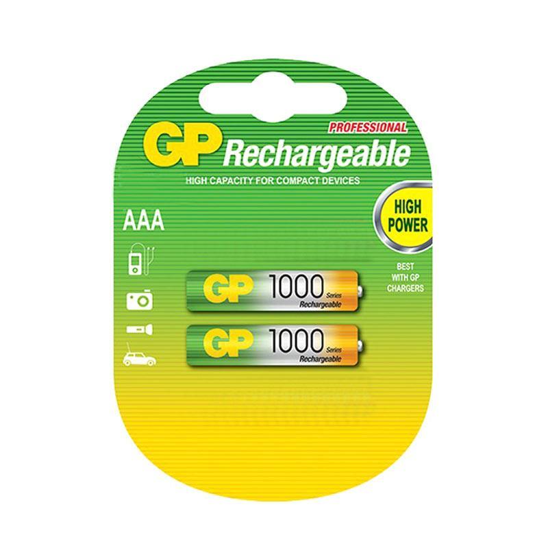 GP AAA Rechargeable Baterai [1000 mAh]