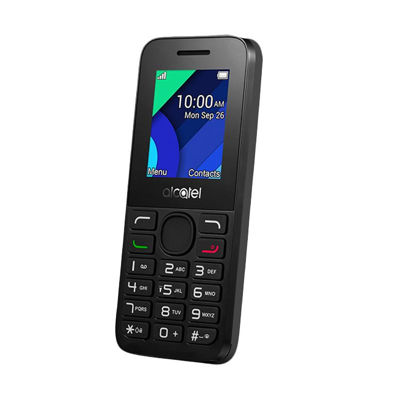 Alcatel 1054D Handphone - Charcoal Grey