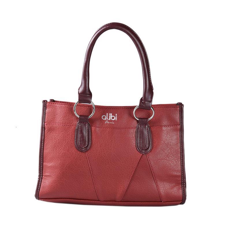 Alibi T1335B1 Naya Bag Hand Bag - Red