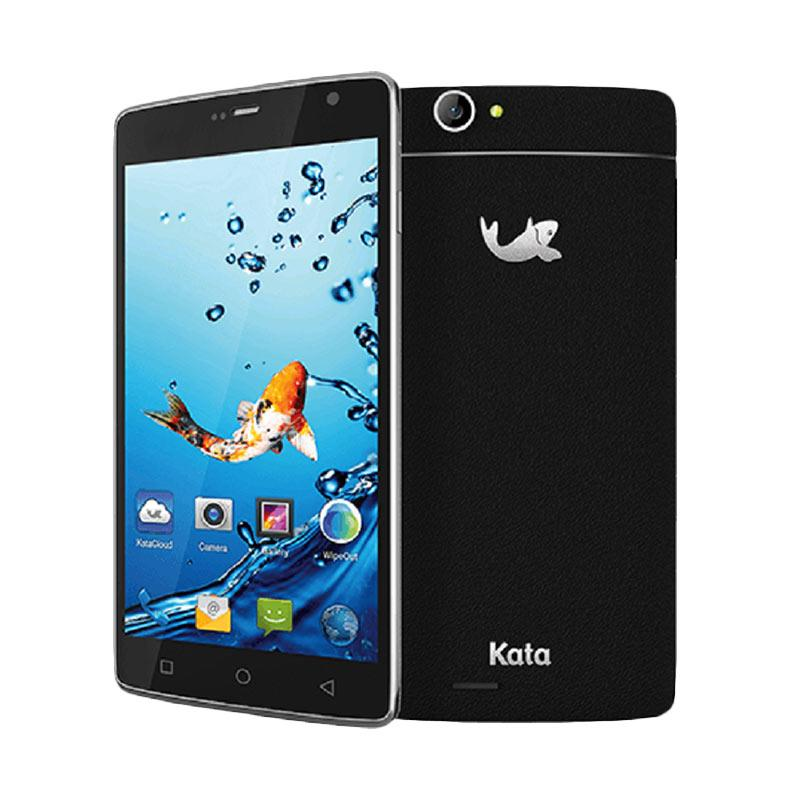 Kata C1 Smartphone - Black [8GB/ 1GB]