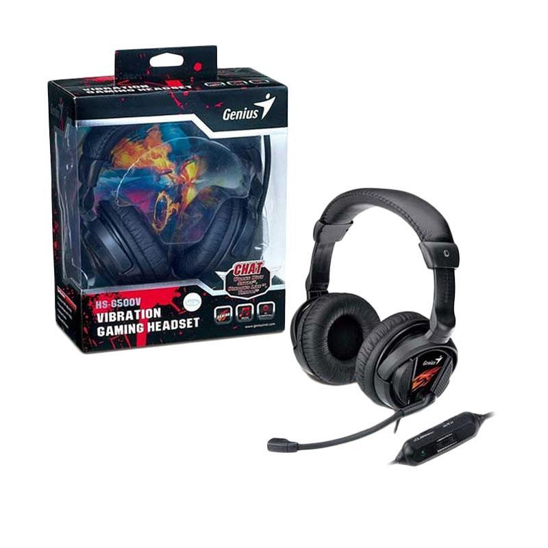 harga Genius HS-G500V Headset Blibli.com
