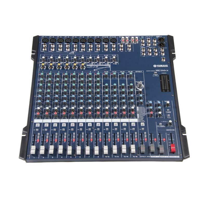 Yamaha MG166CX USB Mixer