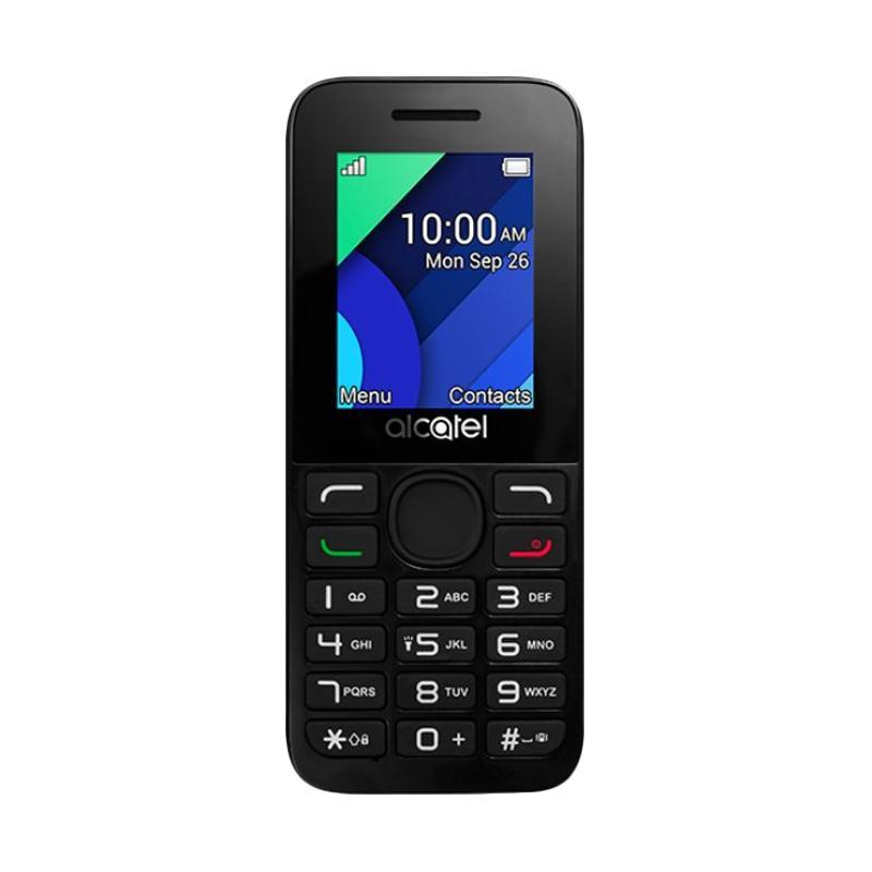 Alcatel 1054 Handphone - GREY [Dual SIM]