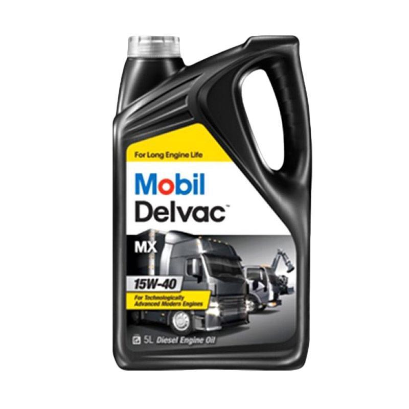 Mobil Delvac MX 15W-40 Galon