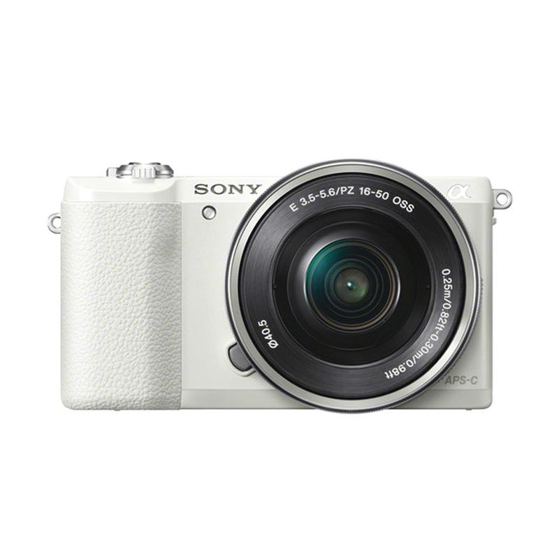 Sony Alpha A5100 KIT 16-50mm f/3.5-5.6 Kamera Mirrorless