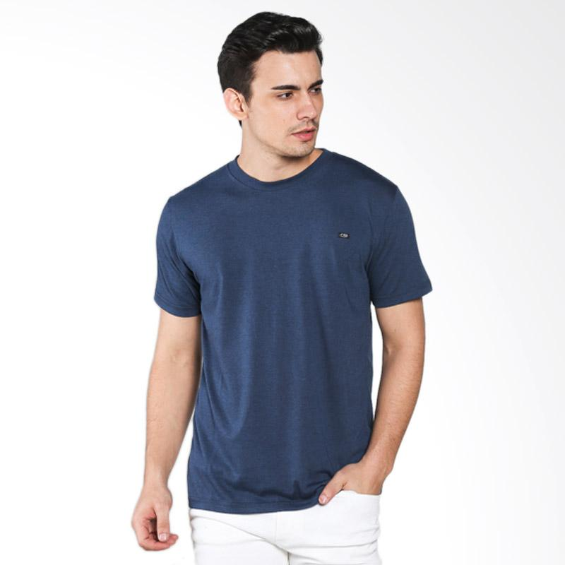 C59 T-Shirt Mistic Atasan Pria - Blue Extra diskon 7% setiap hari Extra diskon 5% setiap hari