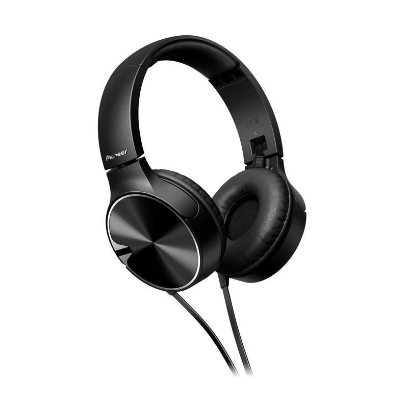 Pioneer SE MJ722T Headset - Black
