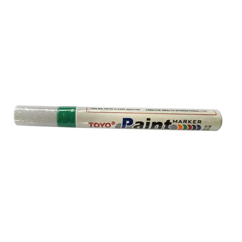Toyo Spidol Ban / Paint Tire Marker - Hijau