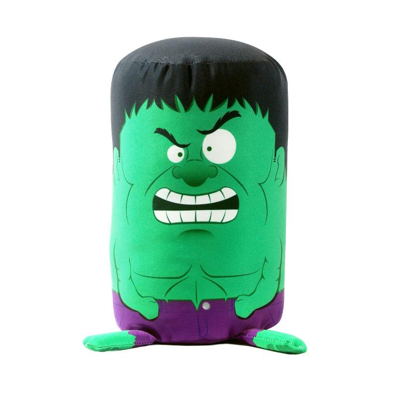 Kuvika Hulk Boneka [Small/19 cm]