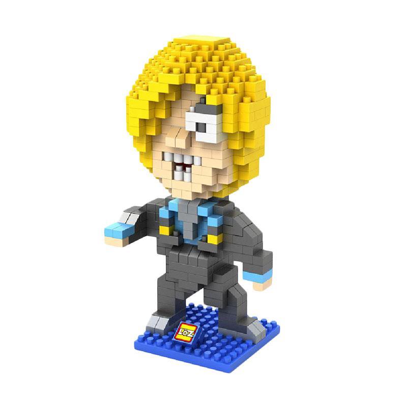 LOZ 9823 Sanji Mini Blocks