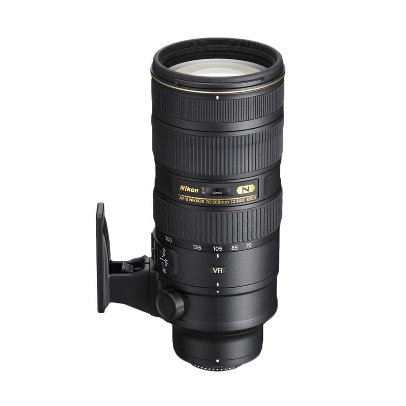 harga Nikon AF-S 70-200mm f-2.8G ED VR II Lensa