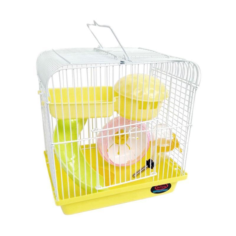 harga WYD K02 Kandang Hamster - Kuning Blibli.com