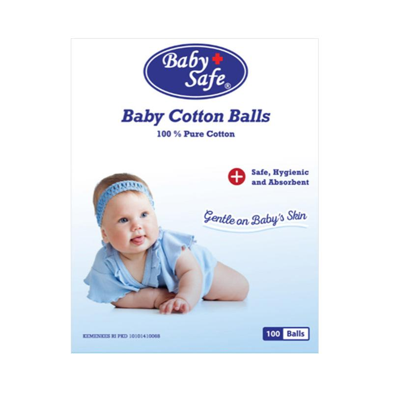 BabySafe CB050 Cotton Balls