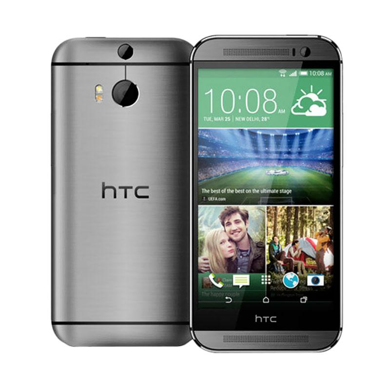 HTC One M8 Smartphone - Gunmetal Grey [32 GB/2 GB]