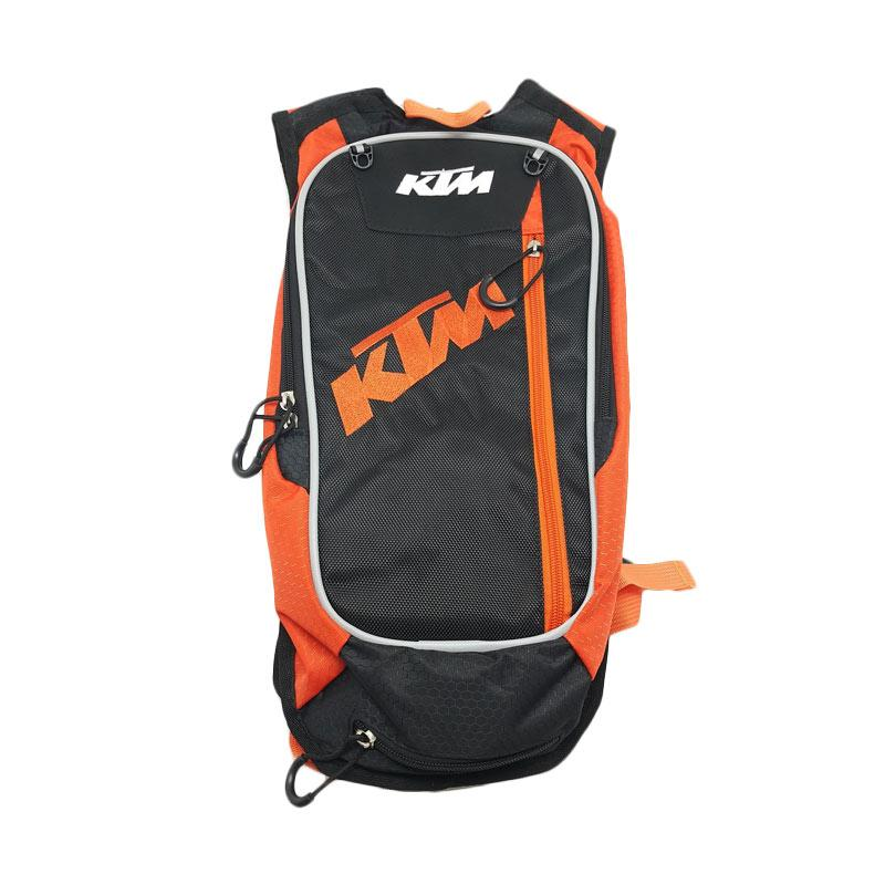 KTM Hydropack Bicycle Backpack - Black Orange