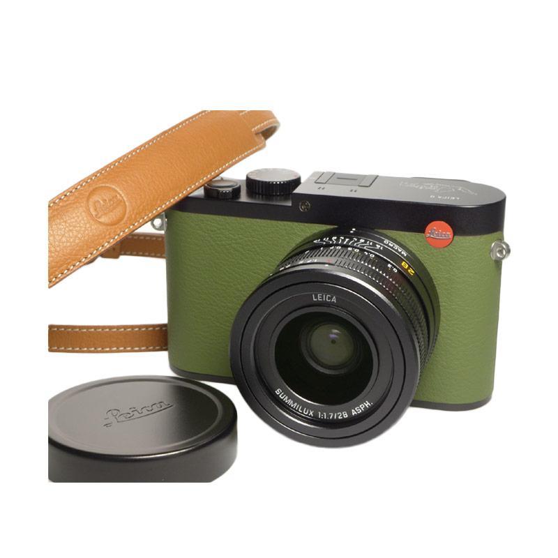 Leica Q 116 Kamera Pocket [Indonesia Edition]