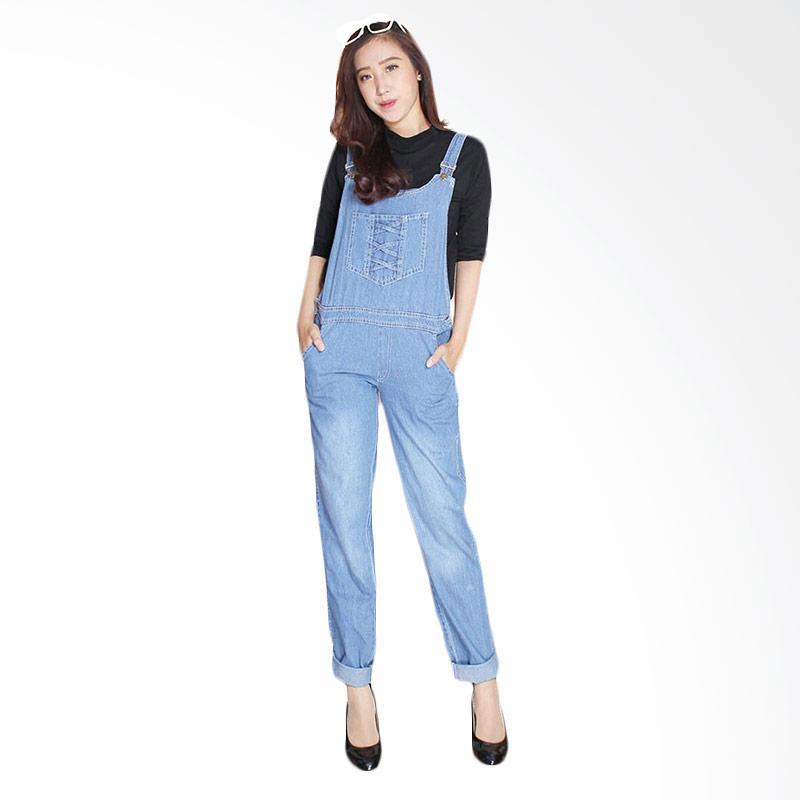 harga Daily Deals - Dline Jeans C1426 Jumpsuit Blibli.com