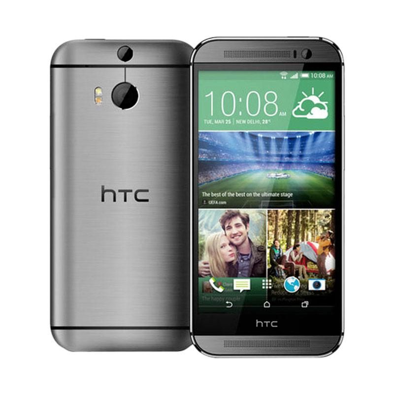 harga HTC One M8 Smartphone - Gunmetal Grey [16 GB/2 GB] Blibli.com