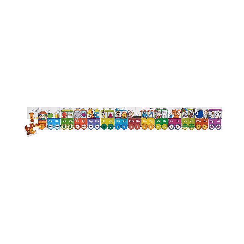 ELC Alphabet Train Puzzle - 140244