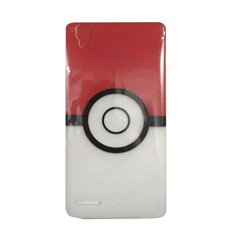 FDT TPU Pokemon 002 Casing for Oppo F1 or A35