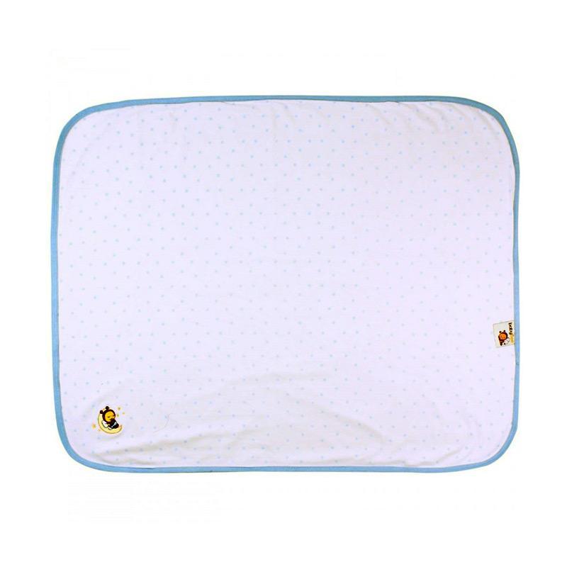 Babybee Dream Blanket Selimut Bayi - Blue