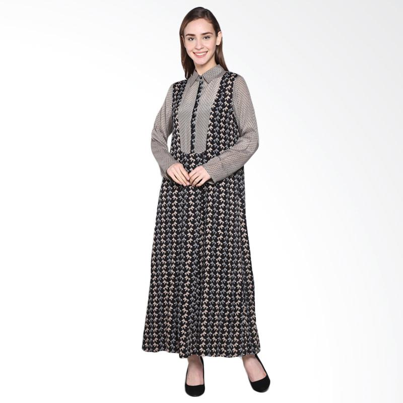 I.Sha Nisa Dress - Black [ITM#005.16]