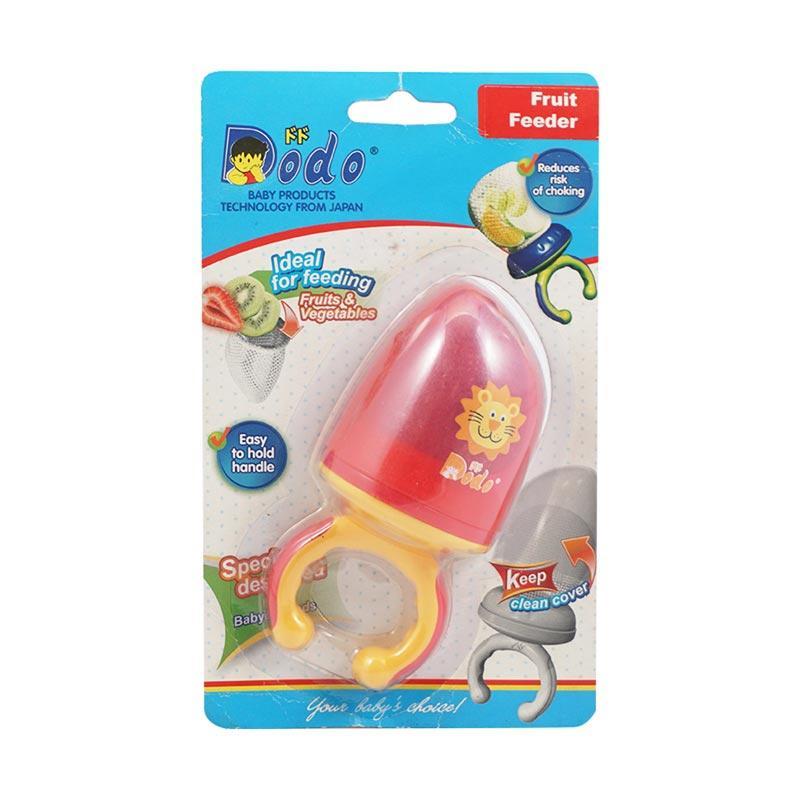Dodo FFD001 Fruit Feeder - Merah