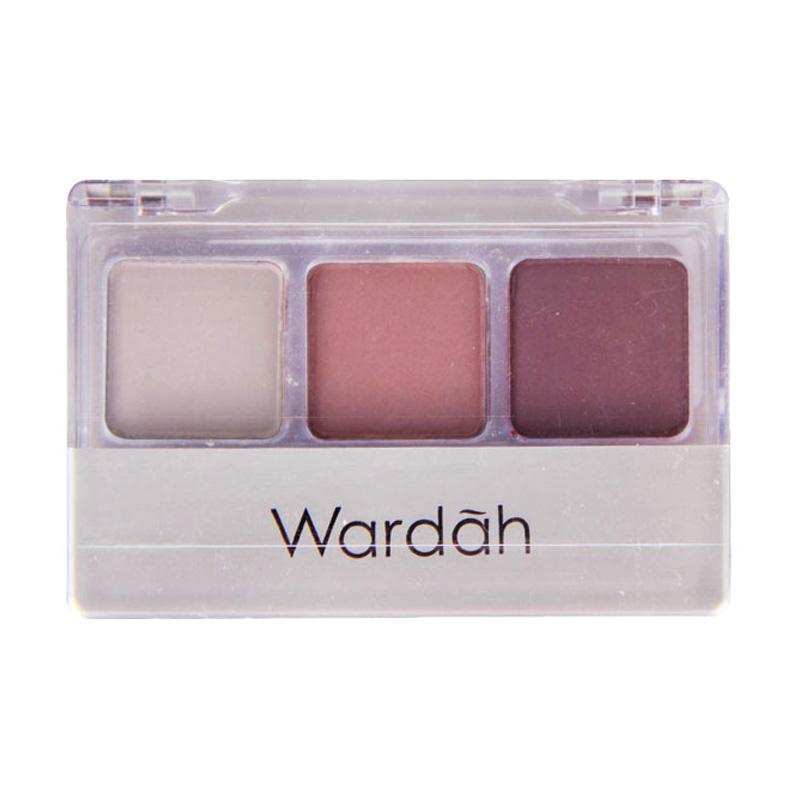 harga Wardah Eyeshadow Seri D putih Blibli.com