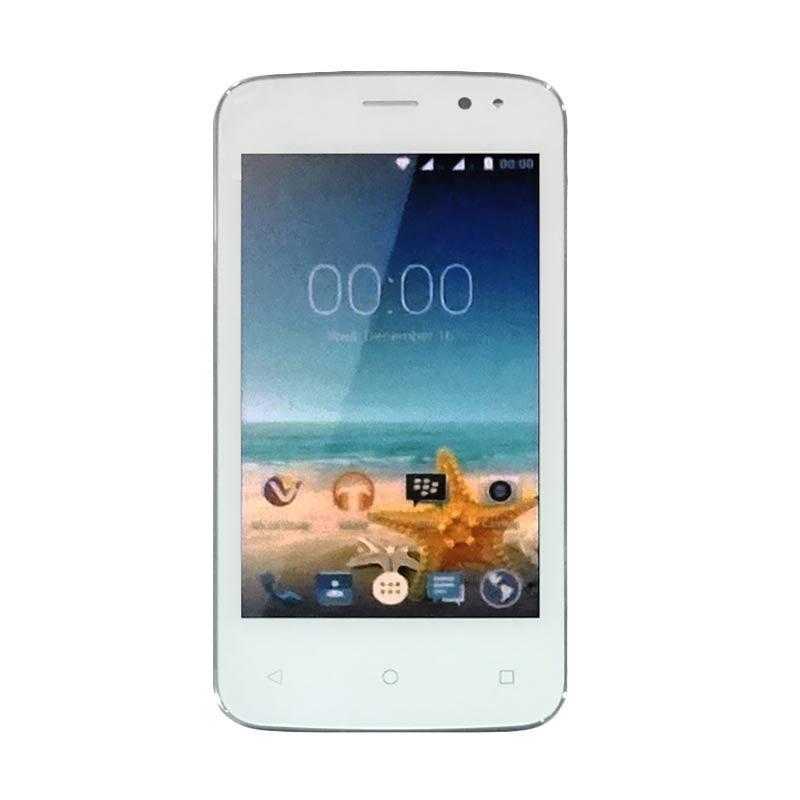 Advan Vandroid S4T Smartphone - White