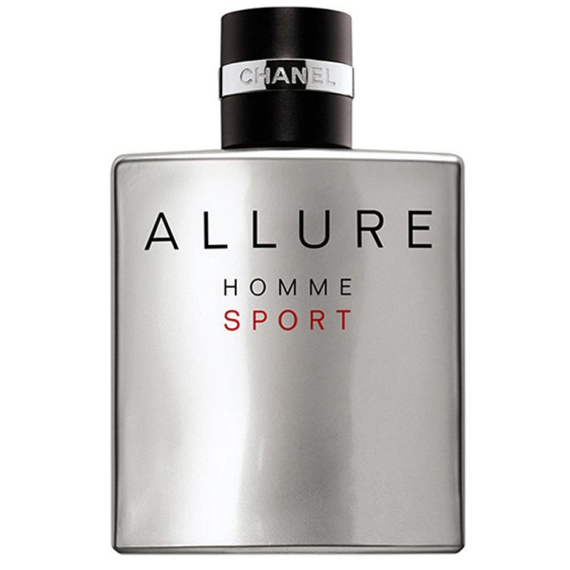 Chanel Allure Homme Sport Man Parfum  EDT Pria [100 mL]