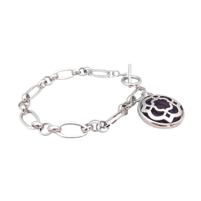 M+Y 009a Bracelet MTSB - Silver