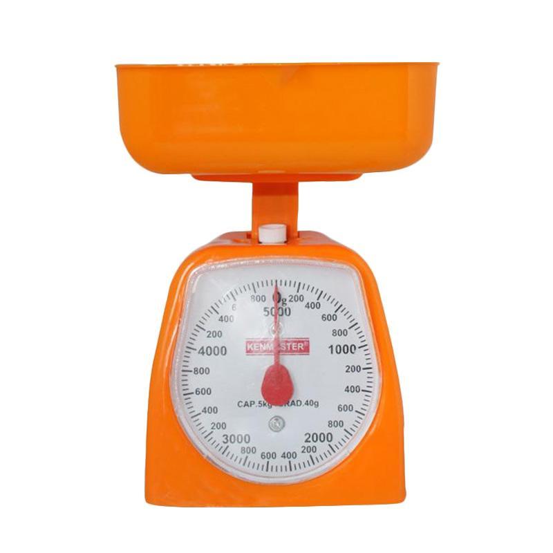 OEM Timbangan Kue - Orange [5 kg]