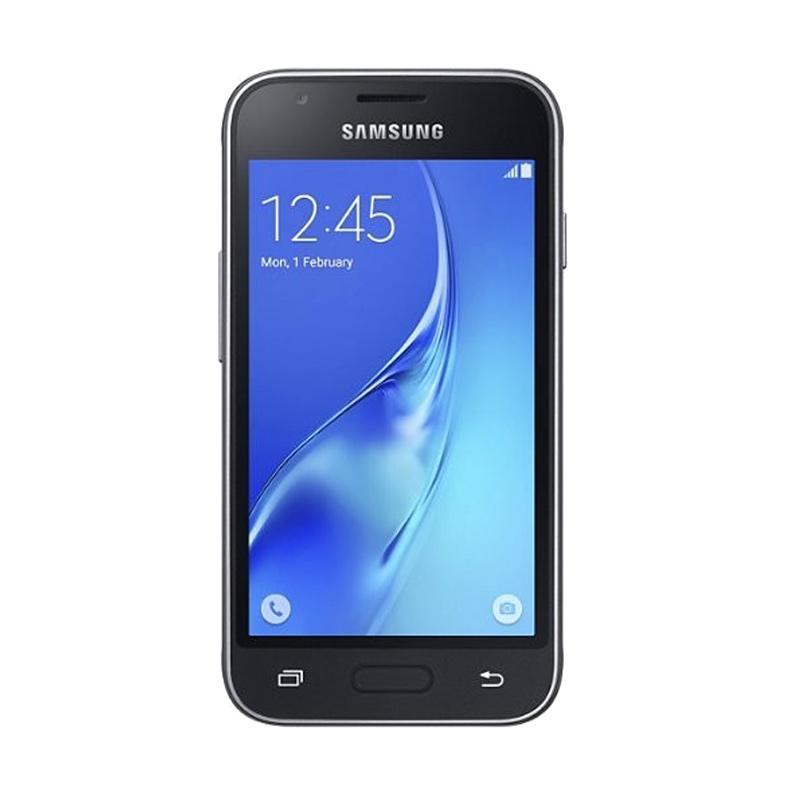 Samsung Galaxy J1 2016 Smartphone - Black [8GB/ RAM 1GB]