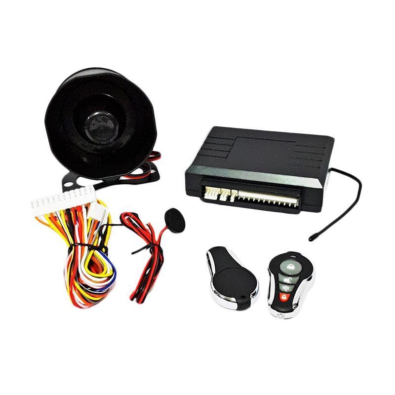 SIV RC-80 E-Drive Alarm Mobil