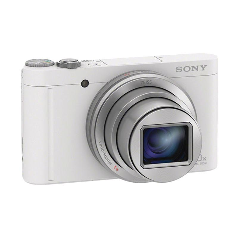 Sony DSC WX 500 Kamera Pocket - White