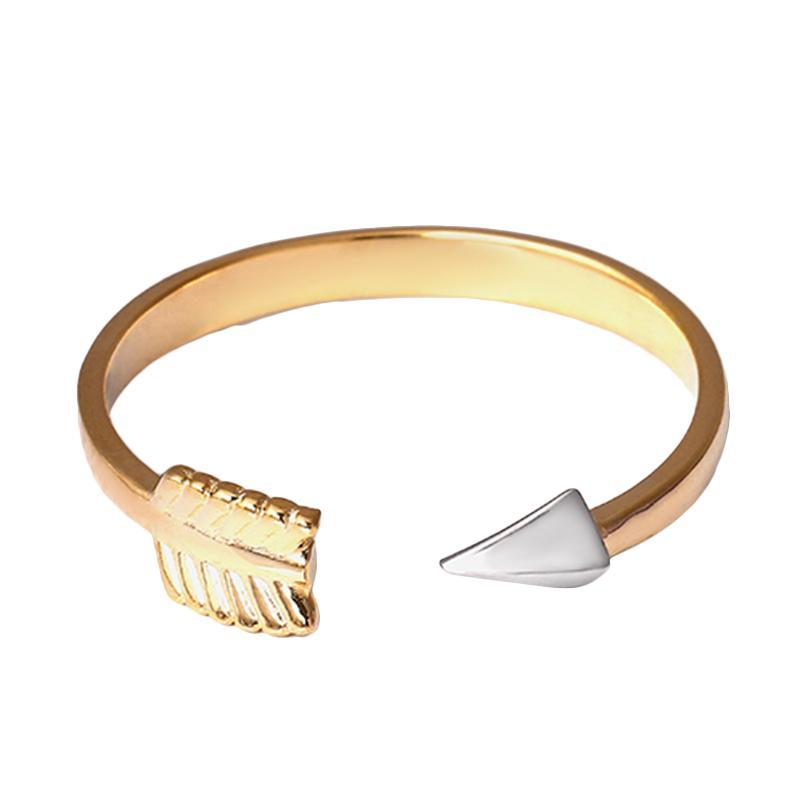 Cincin Emas Kadar 75 perhiasan emas - Gold Ring-WHIZLIZ