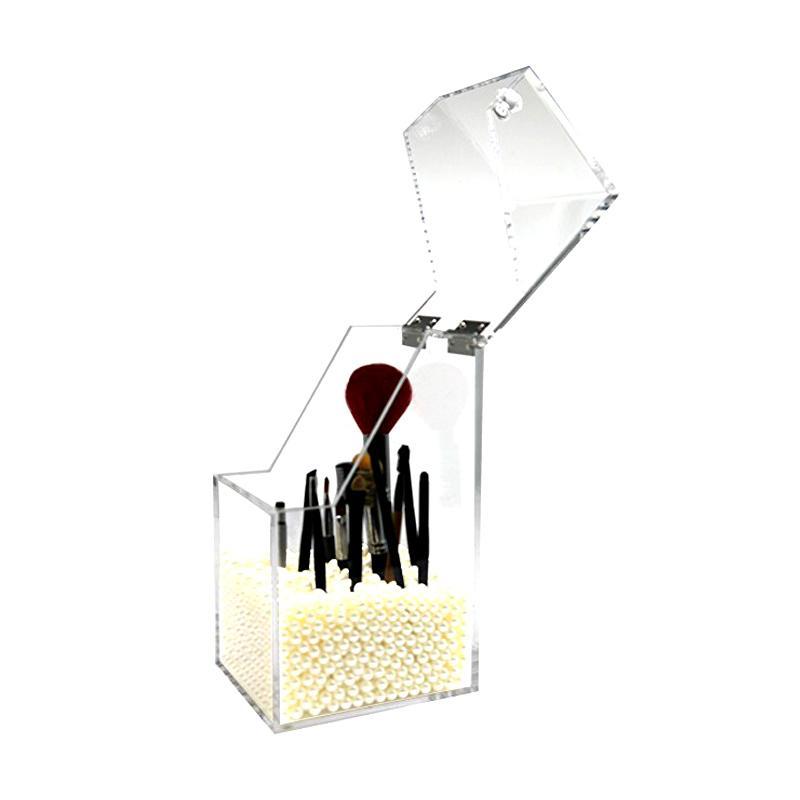 Acrylic Tempat Brush Clear