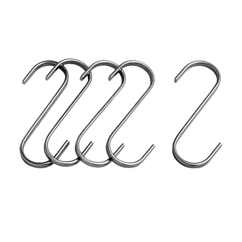 Ikea S Grundtal Hooks [5 pcs]